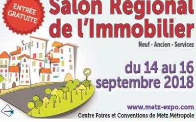 Salon Régional de l'immobilier à Metz